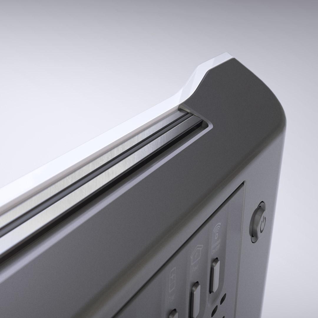 iiNet Budii Modem Router Phone
