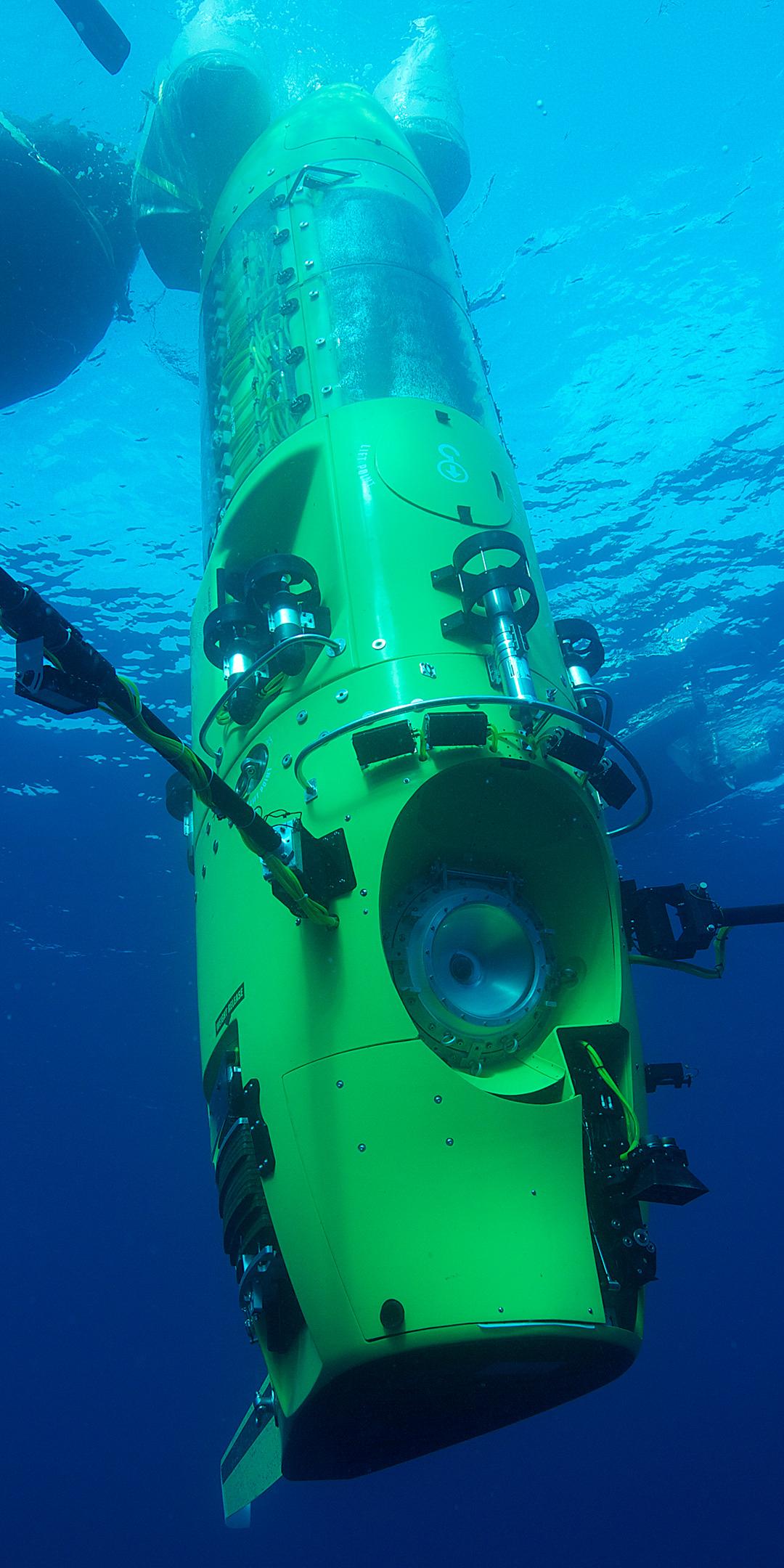 Acheron Project - deepsea challenger