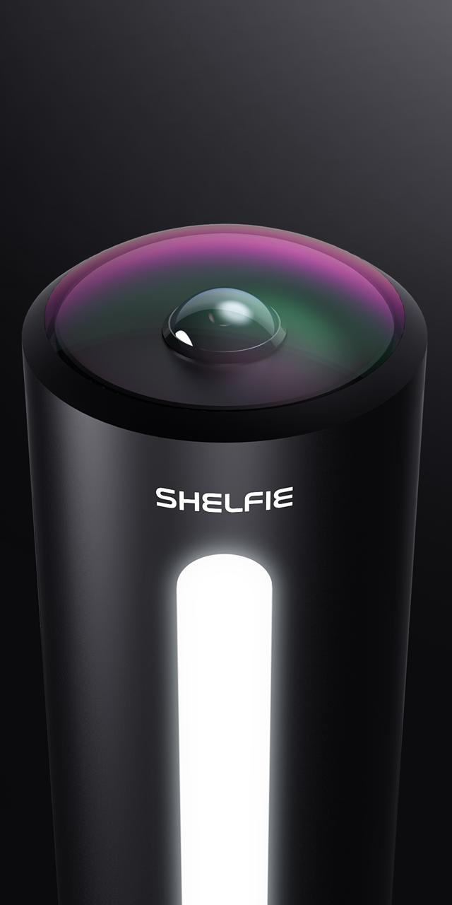 Shelfie - autonomous robot
