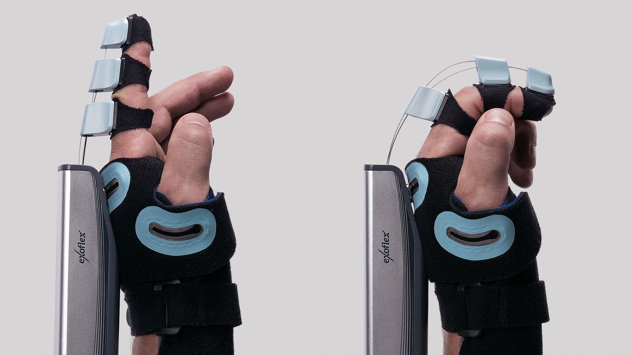 EXOFLEX Hand Therapy & Assessment Device