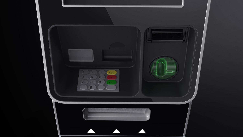 QuickPay Cash Redemption Terminal
