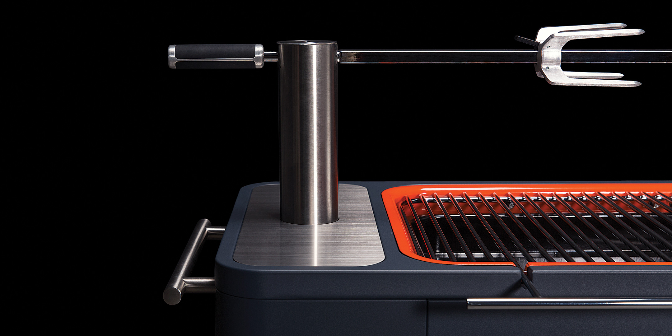 Everdure by Heston Blumenthal - charcoal bbq range