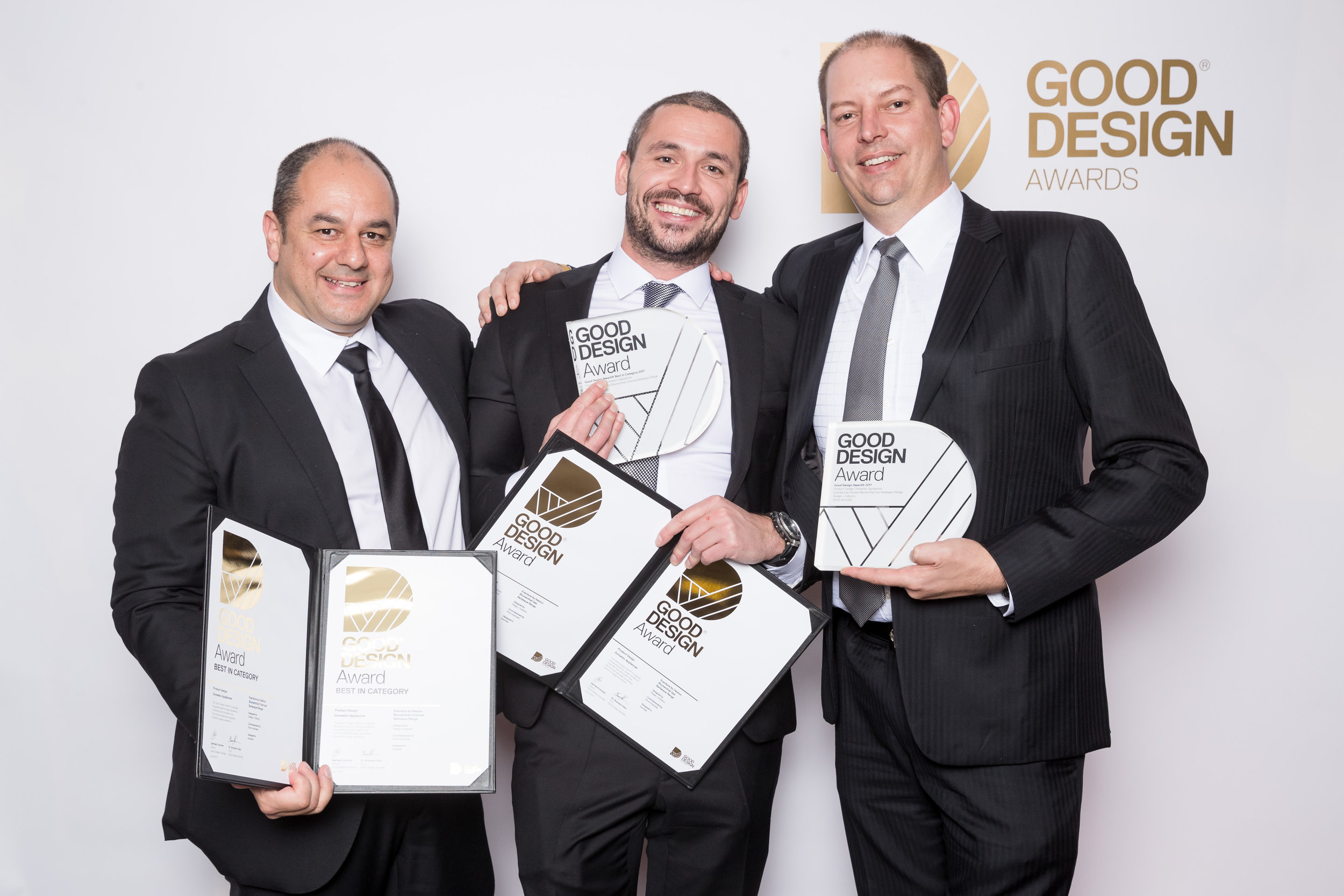 Good Design Awards Winners 2017
