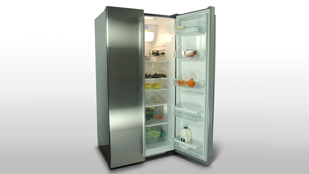 Electrolux — Side by Side Fridge (2006)