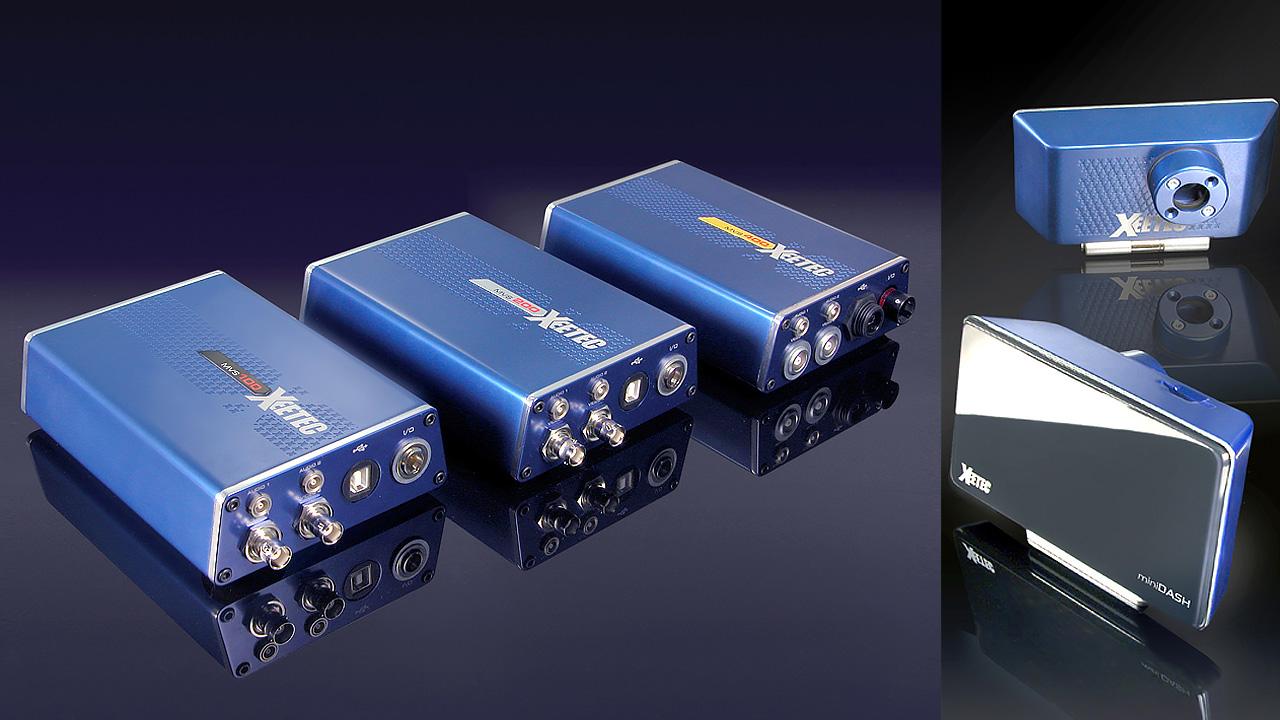 Xeetec — Racing Video & Telemetry Recorder (2007)