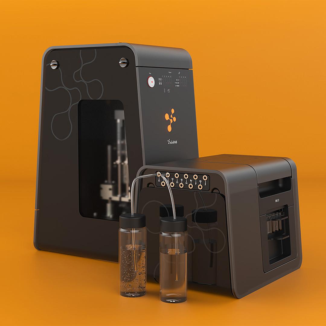 MiniFab - minichem lab