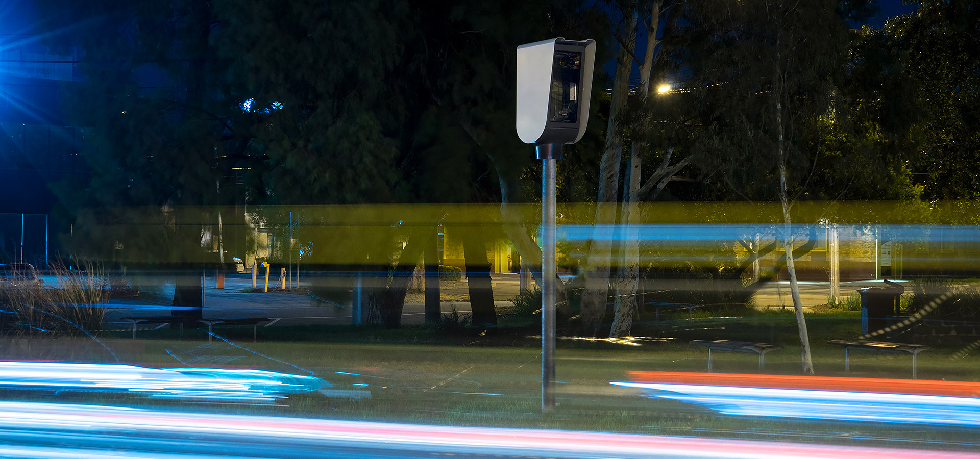 Redflex Halo Traffic Enforcement Camera