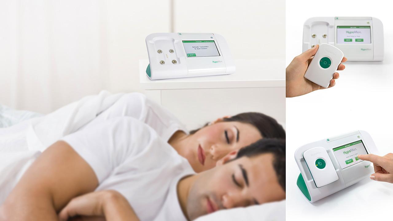 AiMedics — Hypoglycaemia Monitor (2010)