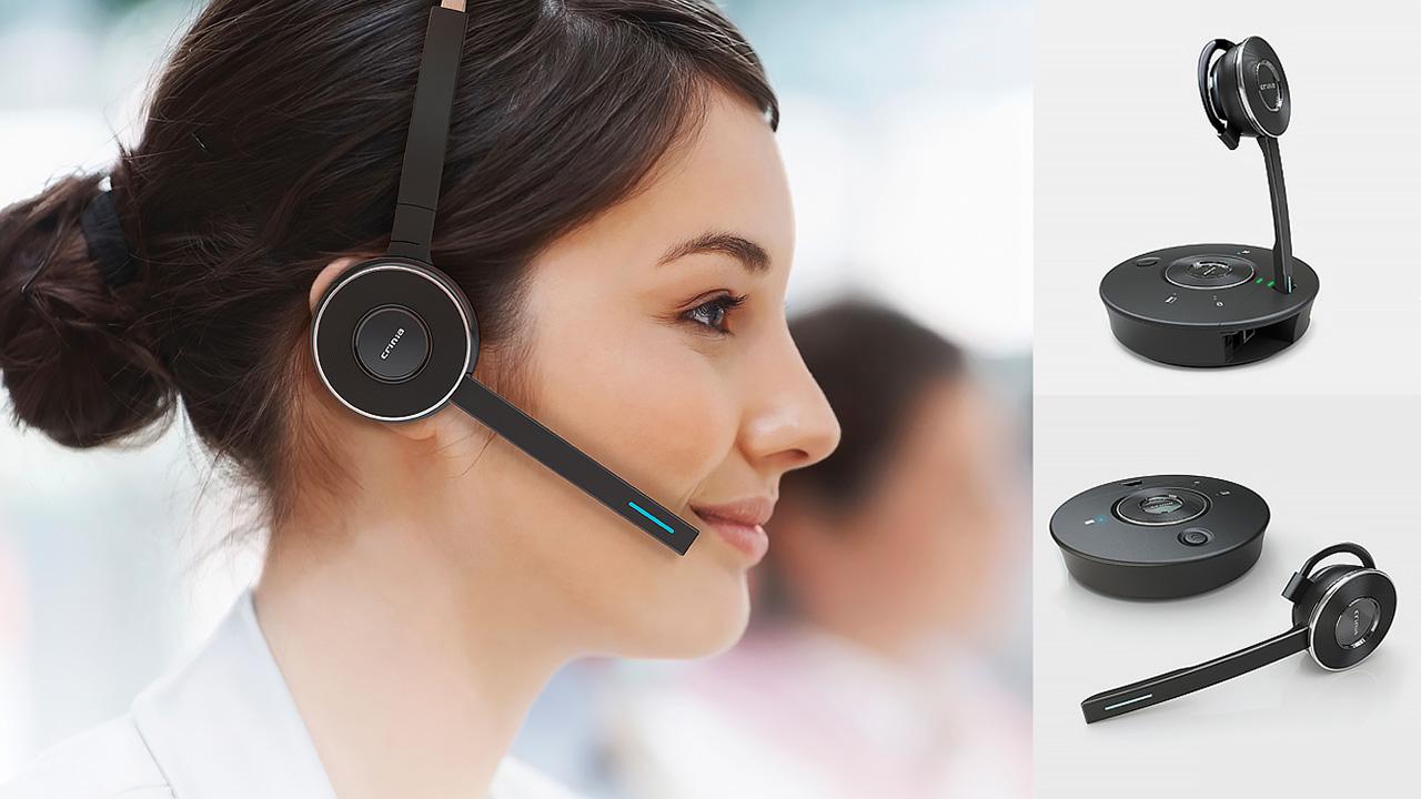 Crinia —C7 Headset (2011)