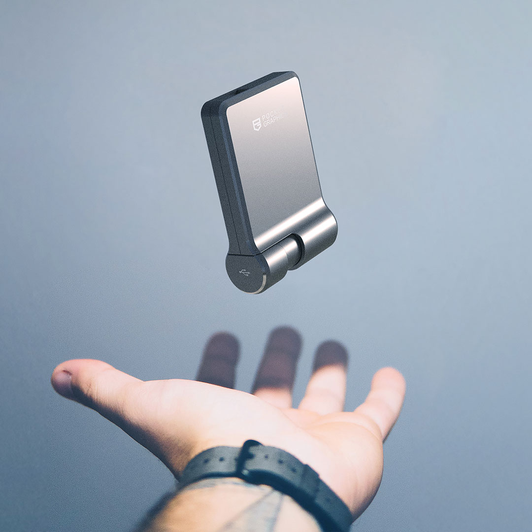 Pocket.Graphics - pocket projector