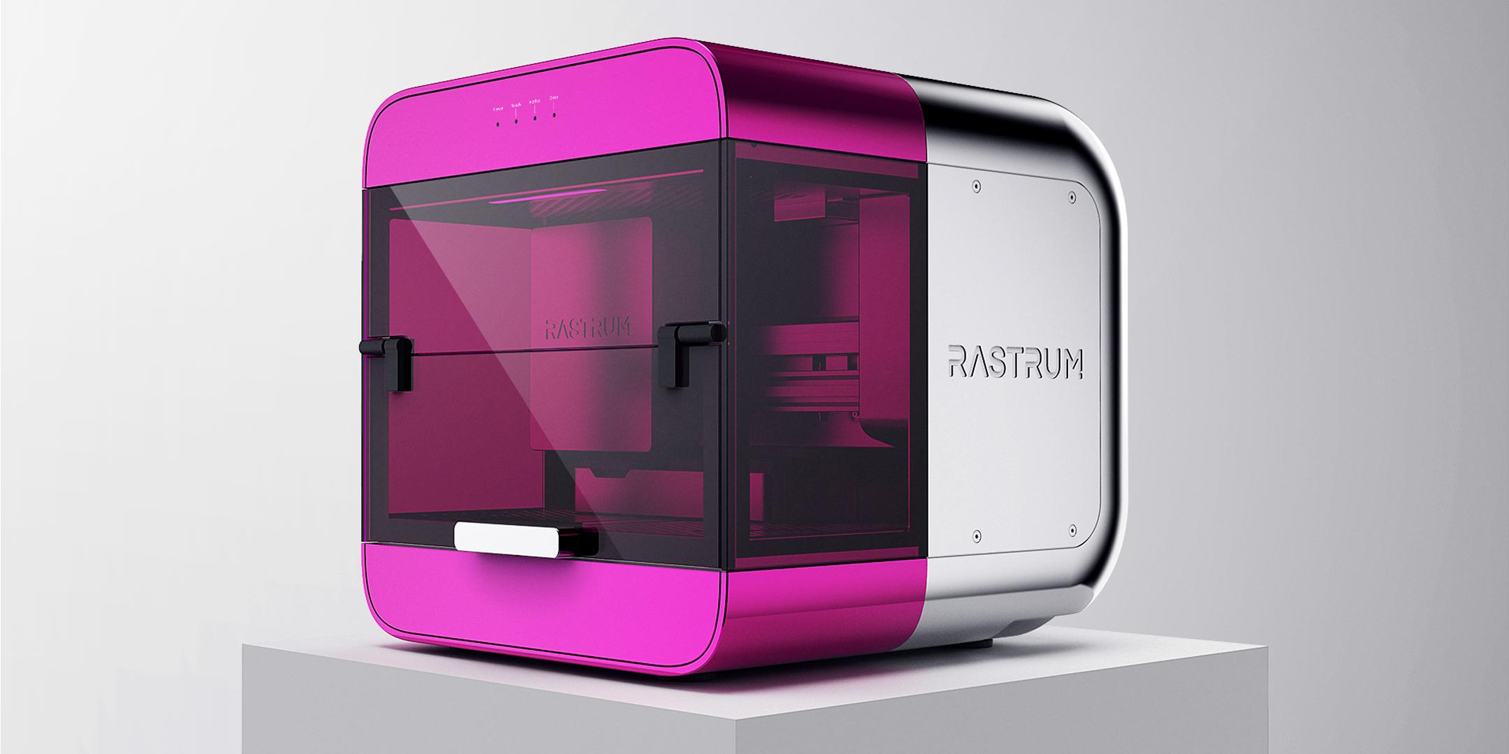 Inventia - rastrum 3d bioprinter