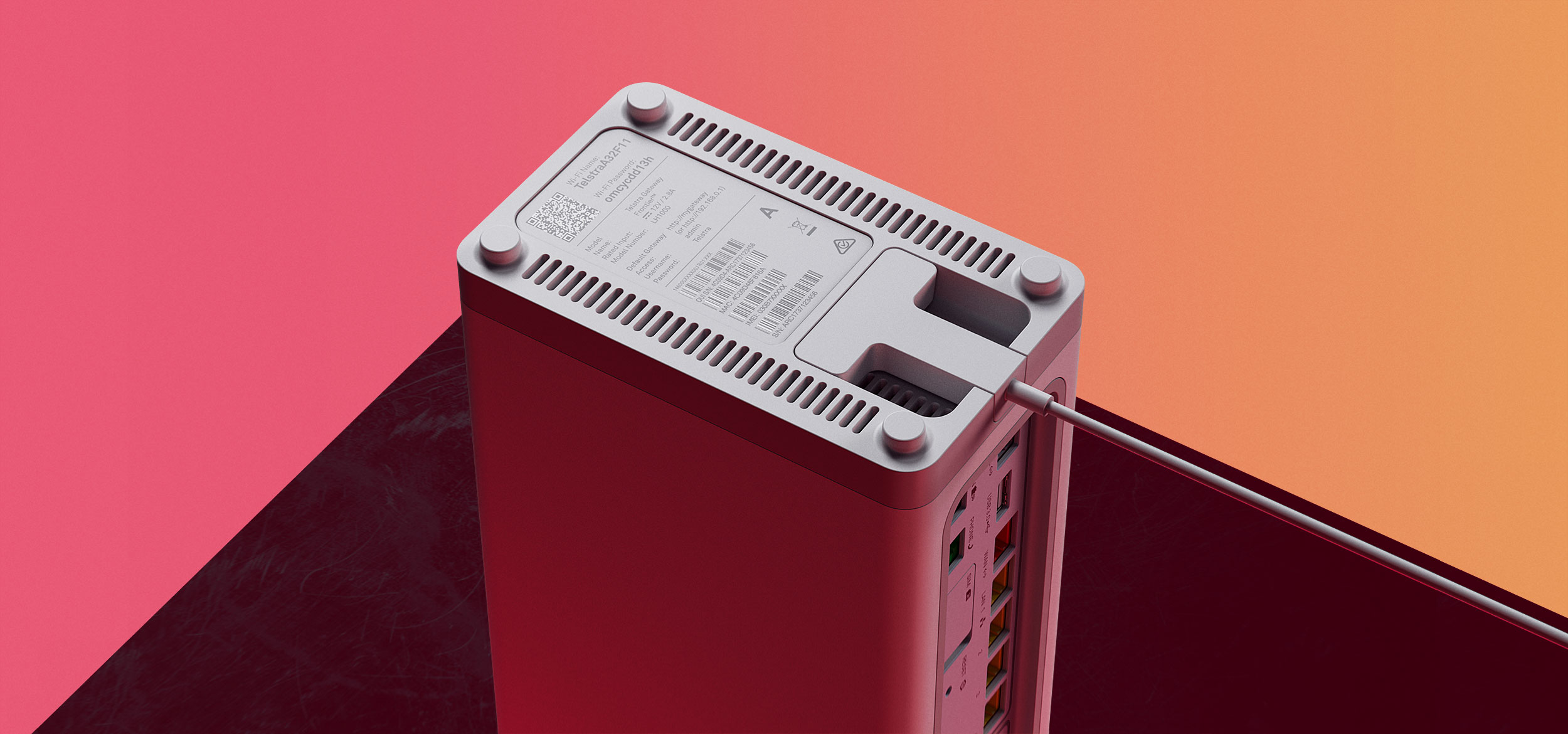 Telstra Smart Modem Gen 2
