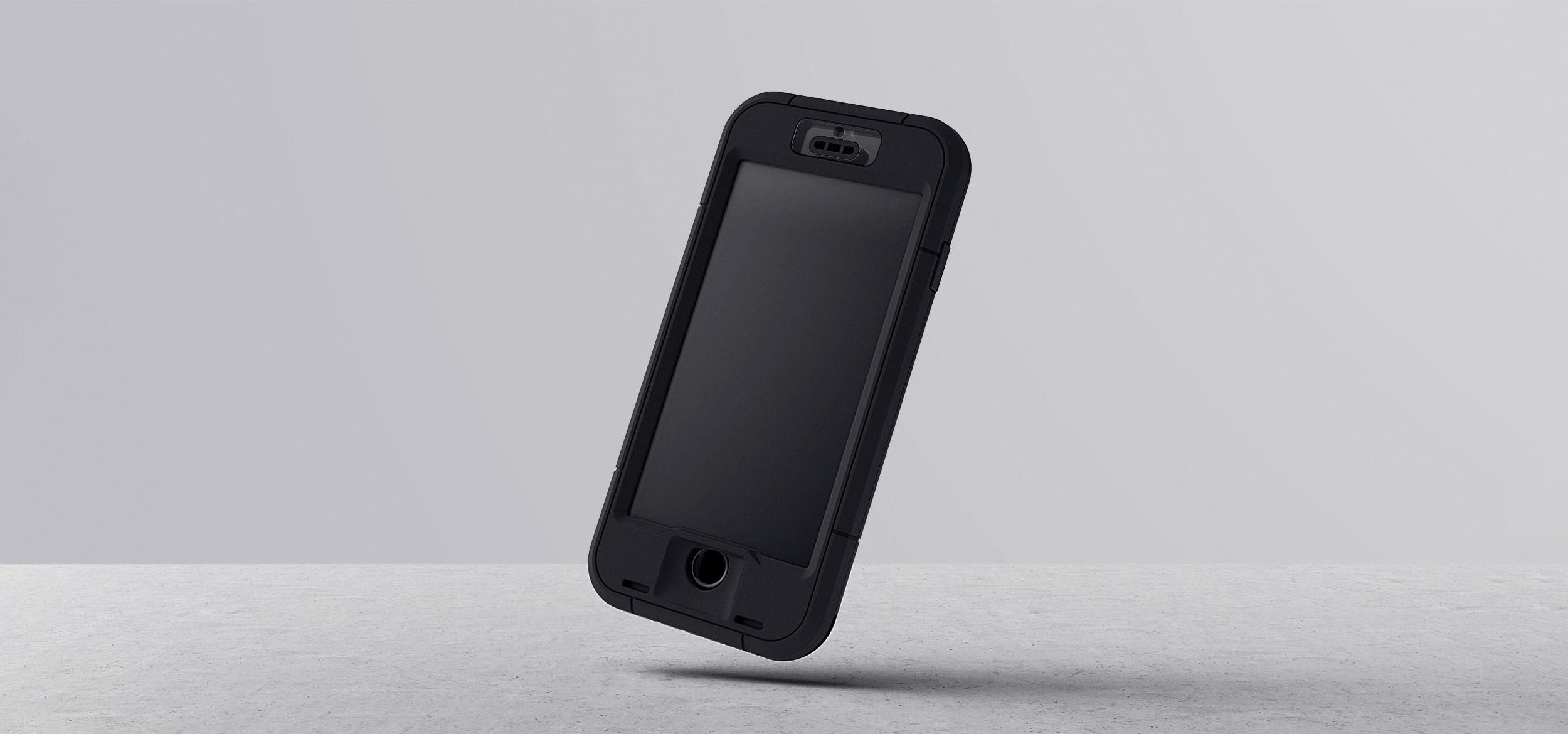 Dog & Bone Wetsuit Waterproof iPhone Case