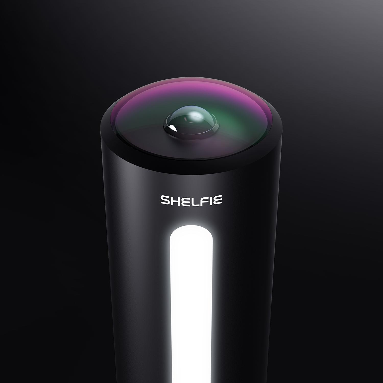 Shelfie Autonomous Shelf-Scanning Robot