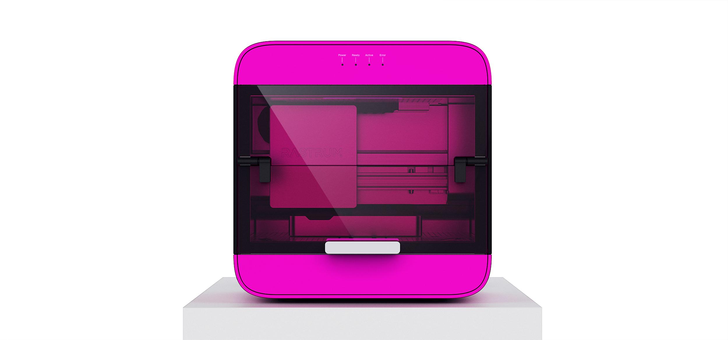 Inventia Rastrum 3d Bioprinter