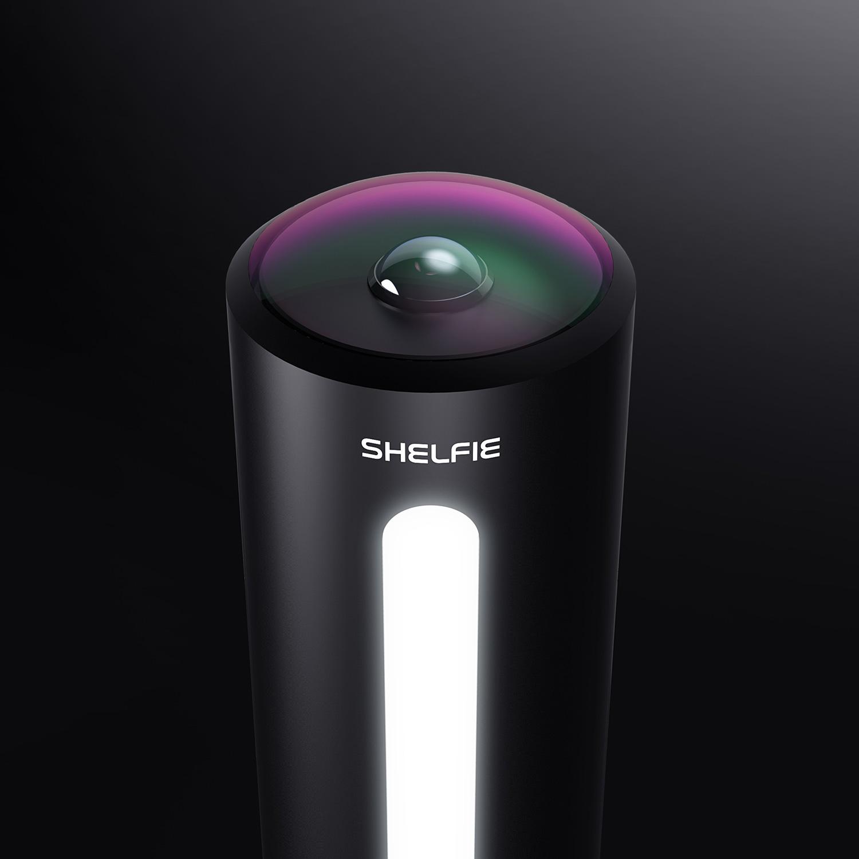 Shelfie Autonomous Robot