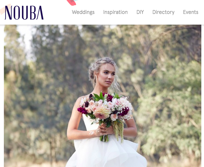 Nouba Blog (The Wild Love editorial) - http://nouba.com.au/wild-love-boho-wedding-inspiration/