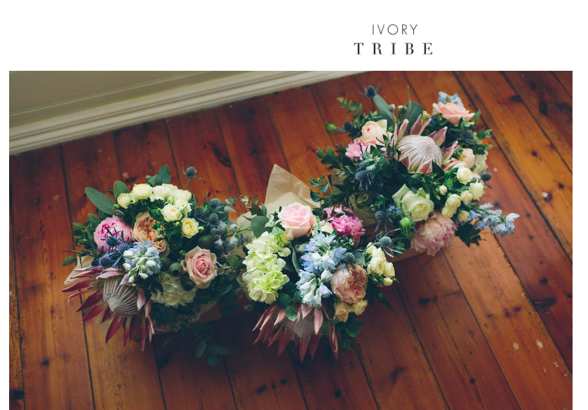Ivory Tribe (Emilia & Max) - http://ivorytribe.com.au/real-wedding-emilia-max-yarra-valley/