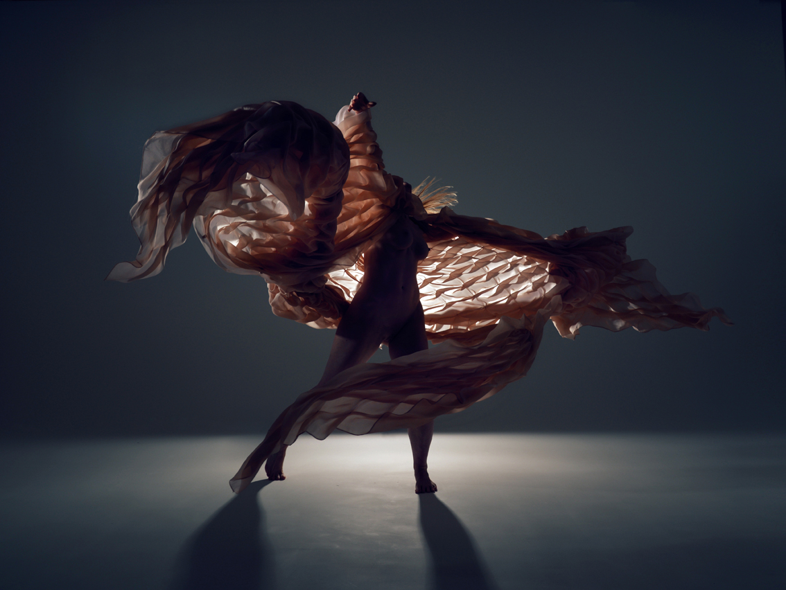 MUTAFORMA in motion : inhabited by Holly Durant