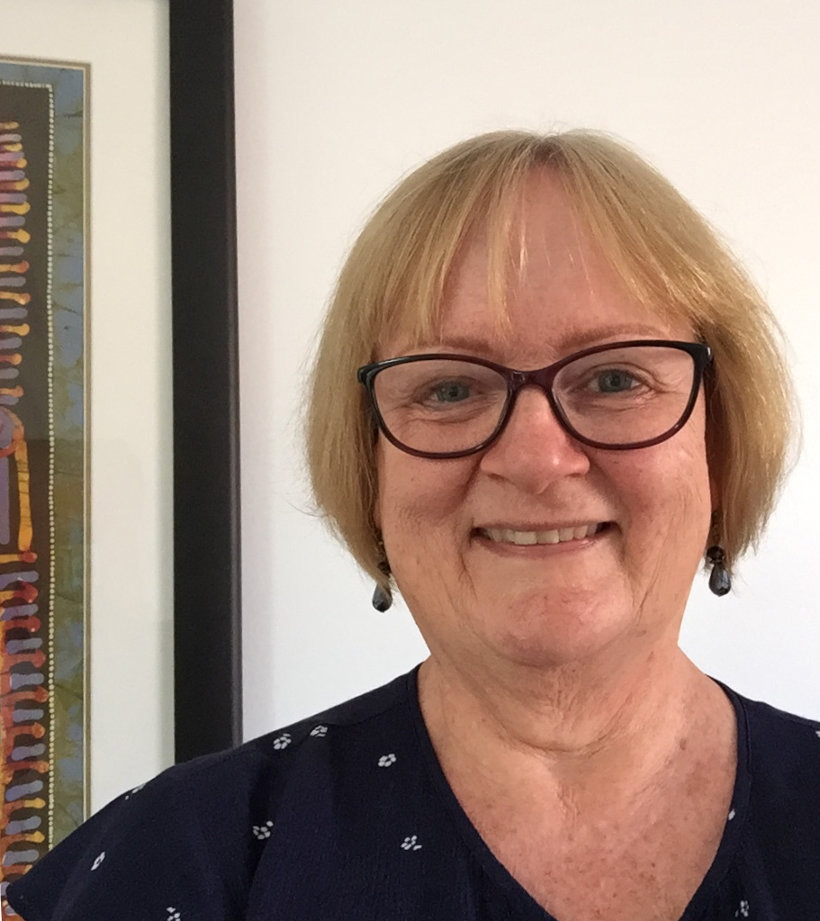 Sue Cooper - Assistant Indonesian Writer