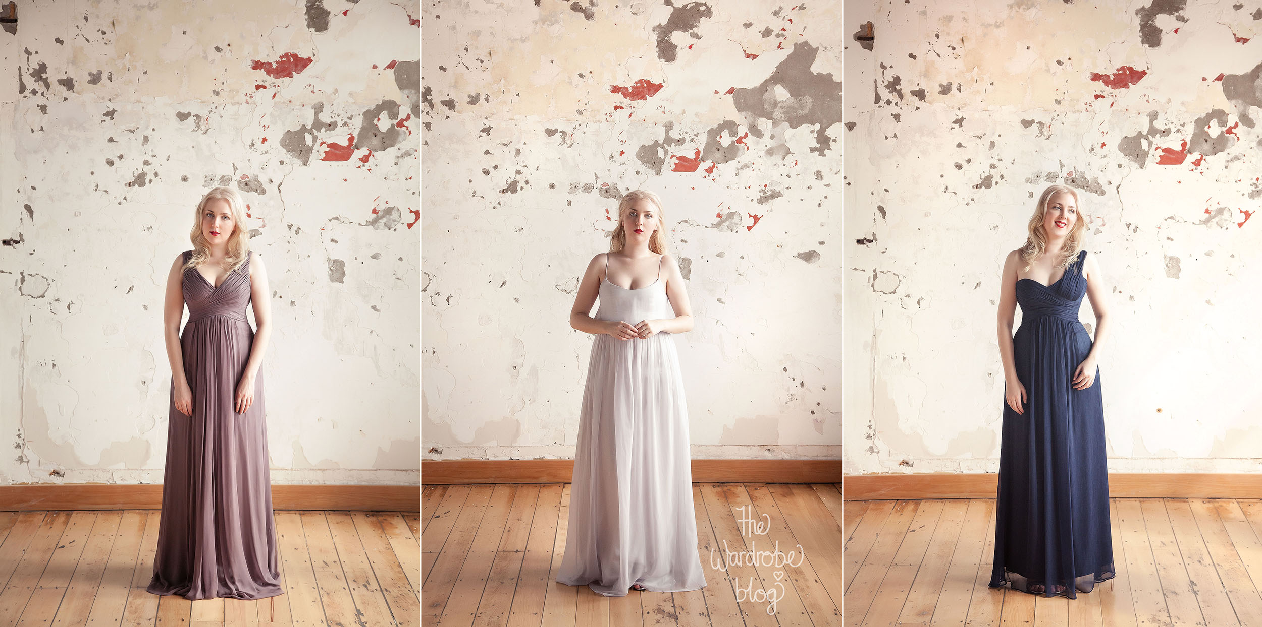 Trio of Gowns available at Hera Bridal. www.herabridal.co.nz