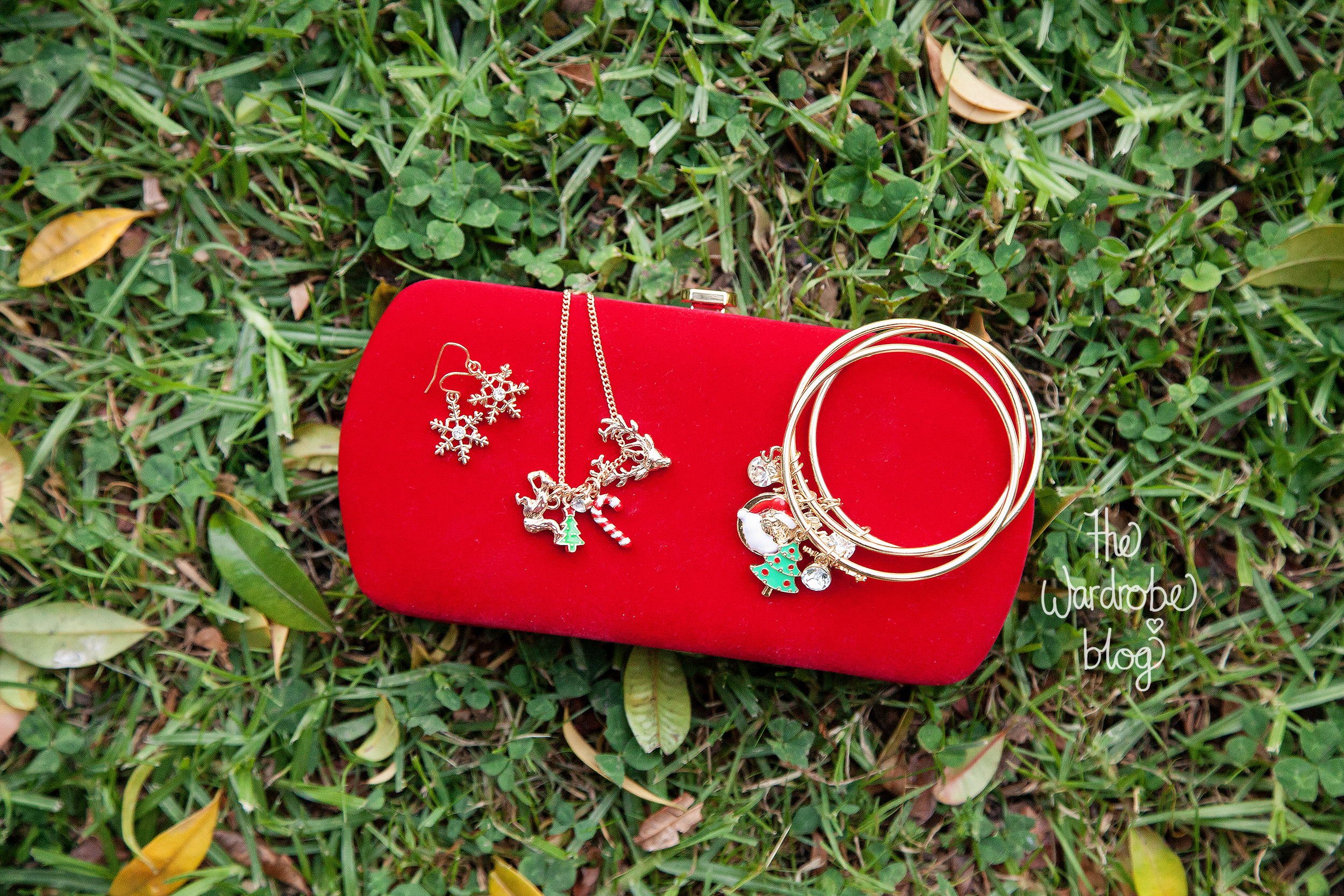 Box Clutch from Colette, Accessories from Lovisa Jewellery.