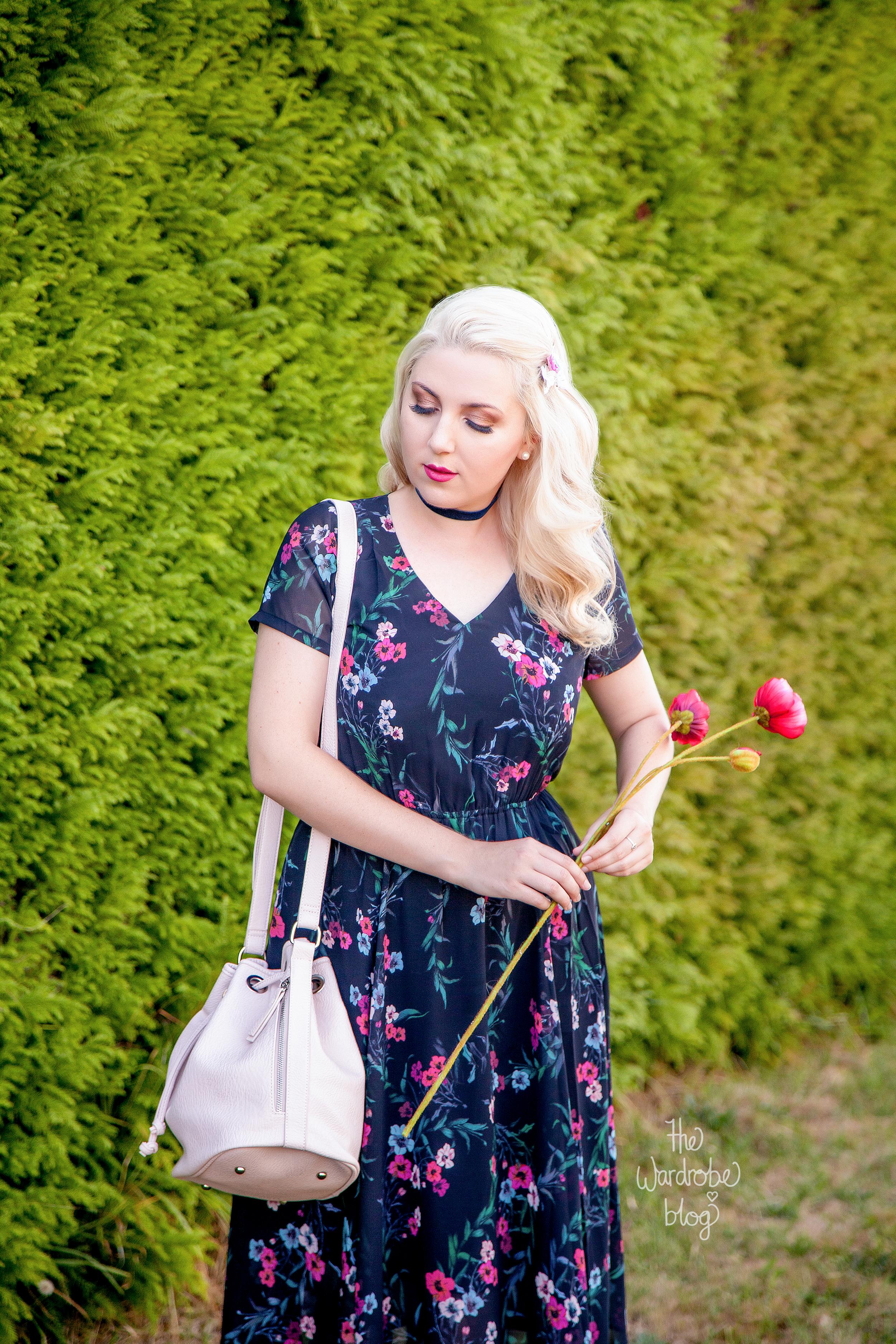 Petal-Max-Dress-Poppy-Flower-Maxi