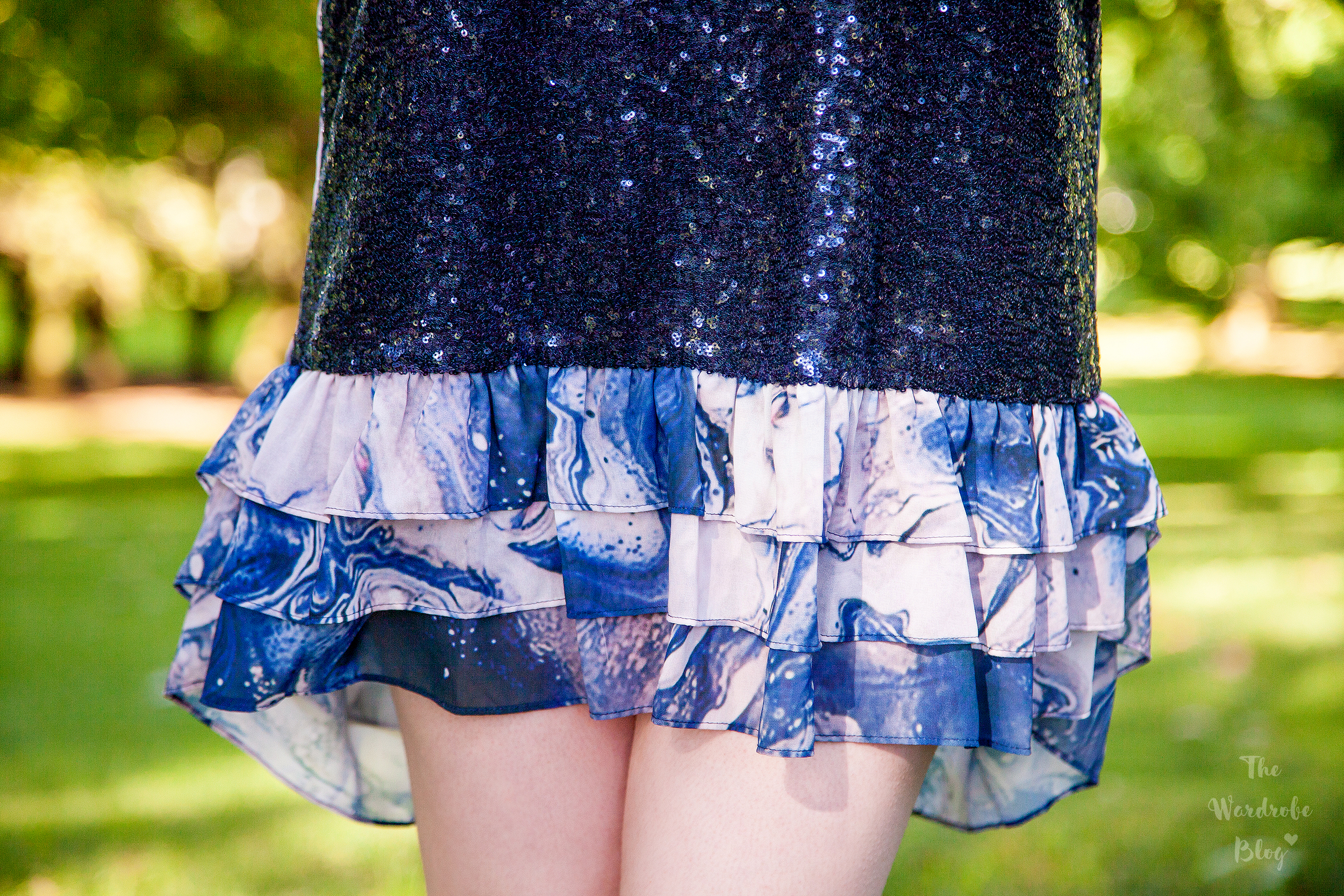 Pia-Dress-Marble-Sequin-Detail