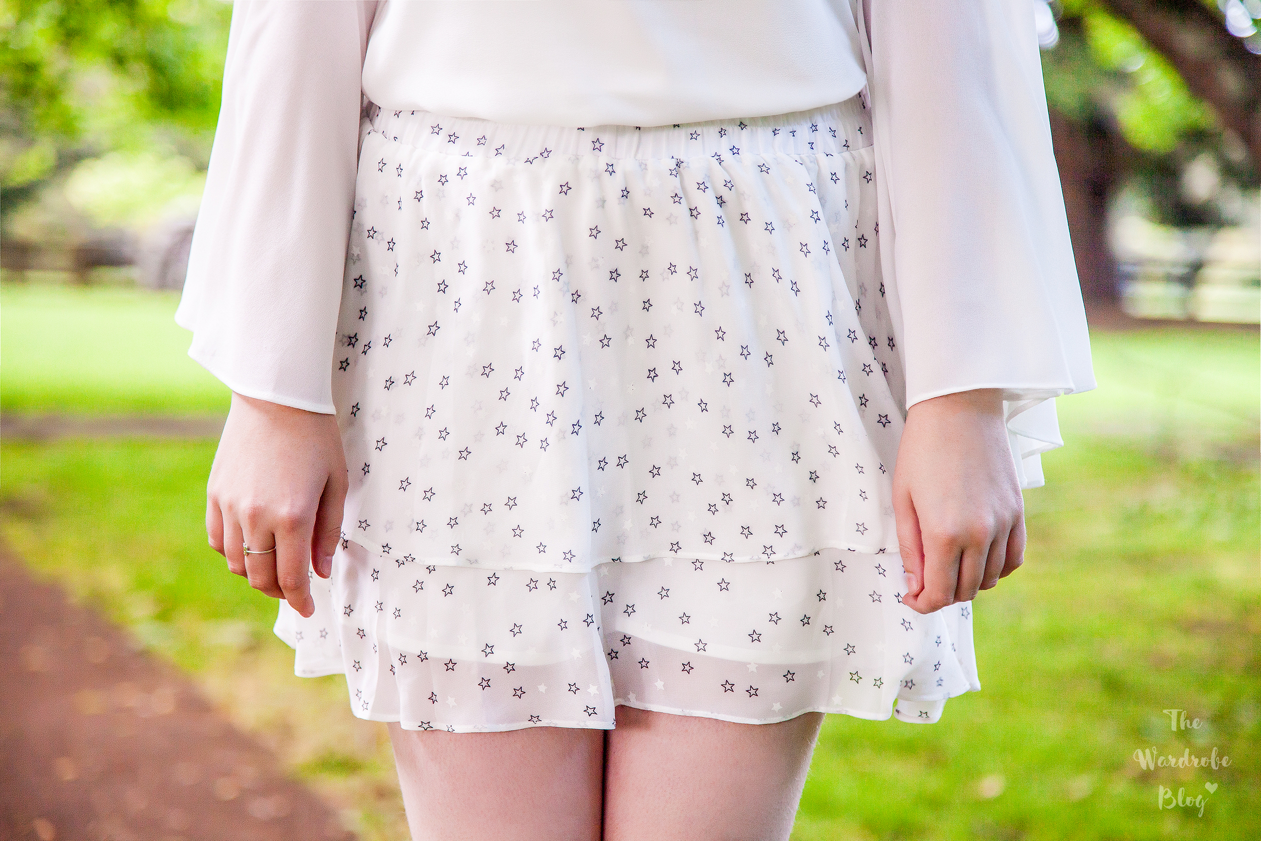 Star-Skirt-Pia-Boutique-Detail