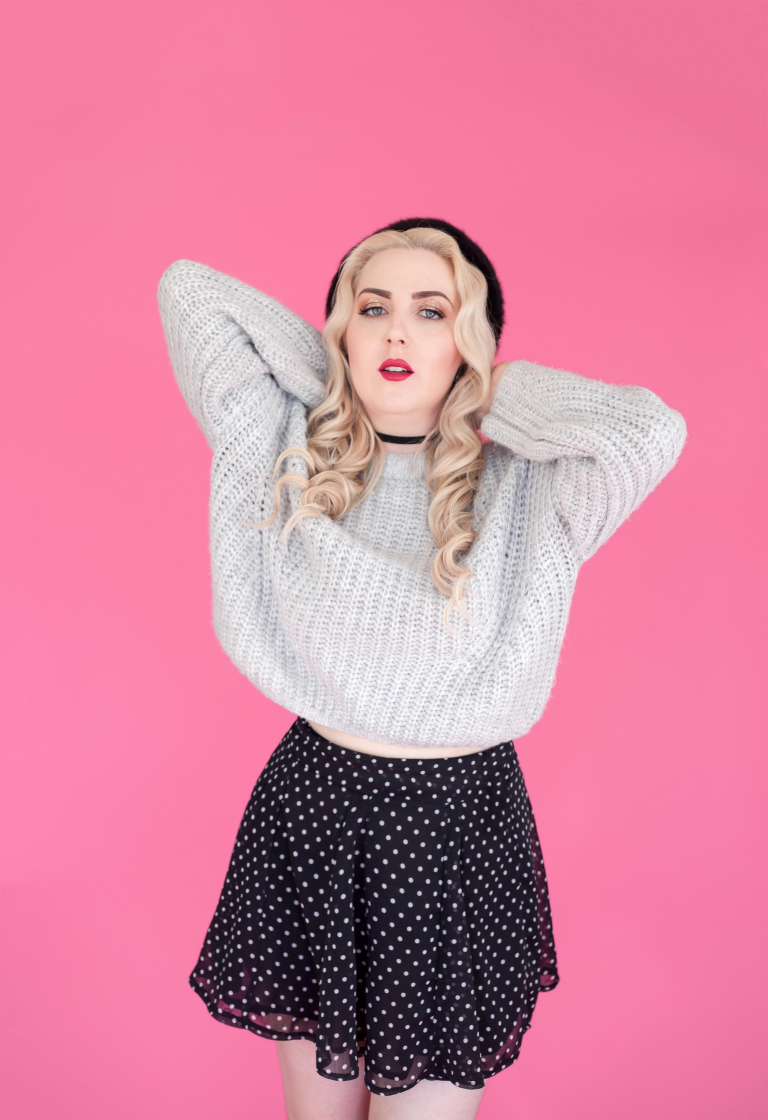 Creative-Integrity-Polka-Skirt