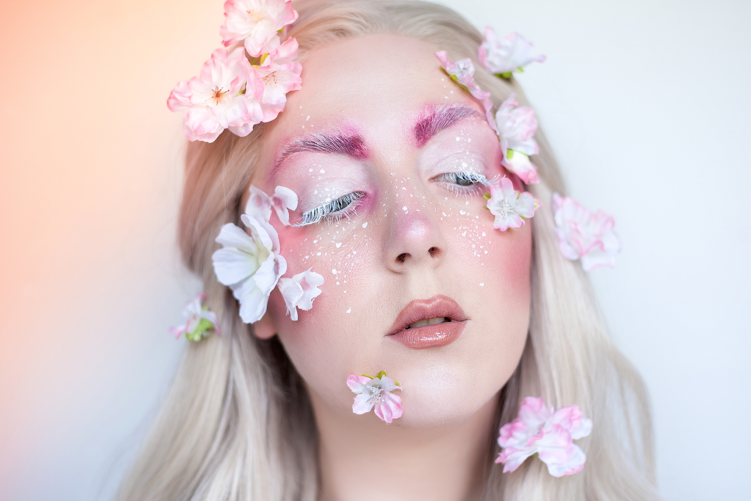 Flower-Fairy-Halloween-Makeup