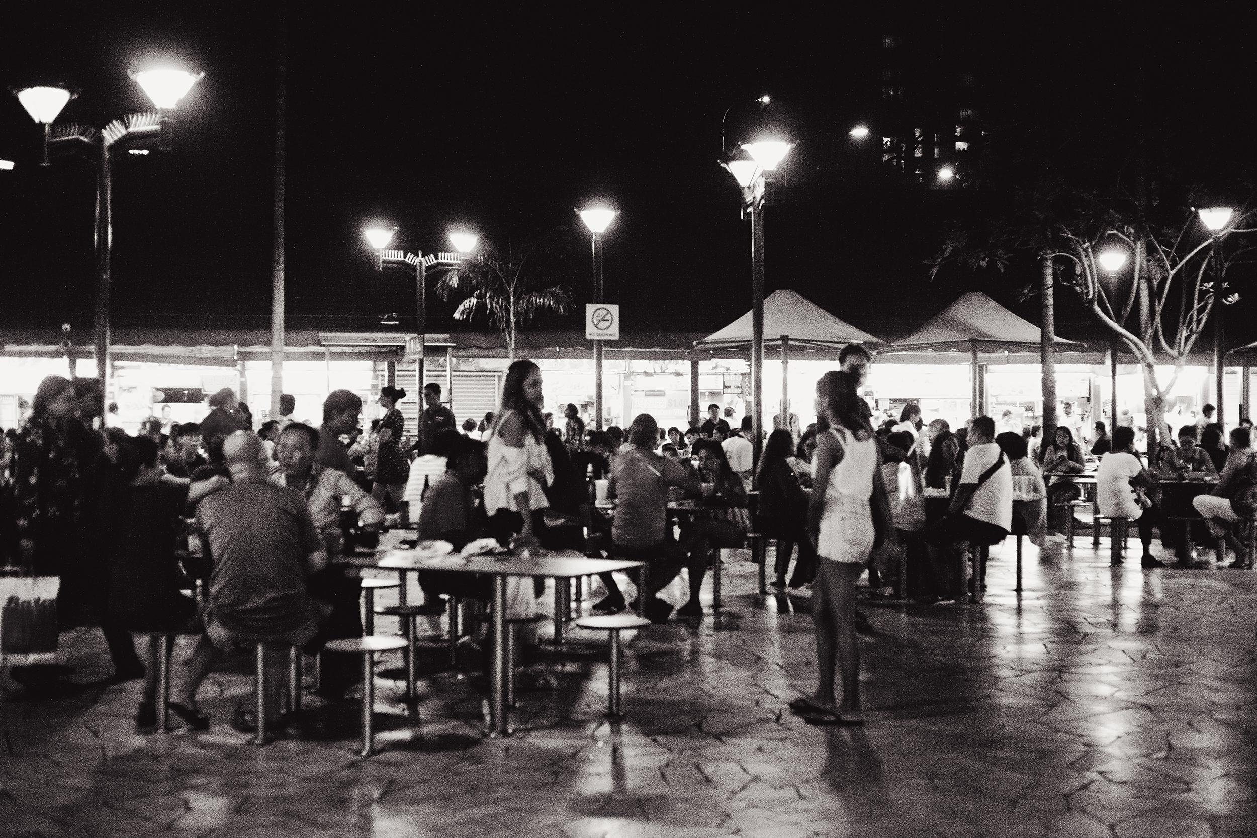 Singapore-Newton-Hawker-Centre