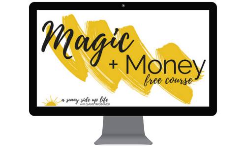 Magic + Money Free Course   FREE 5-Day Email Course