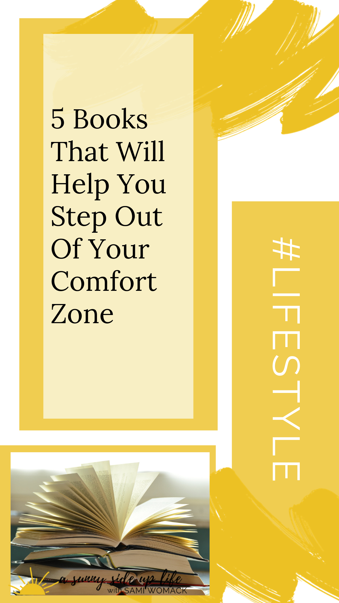 books | audible | reading | personal development | book suggestions for women | how to break out of your comfort zone