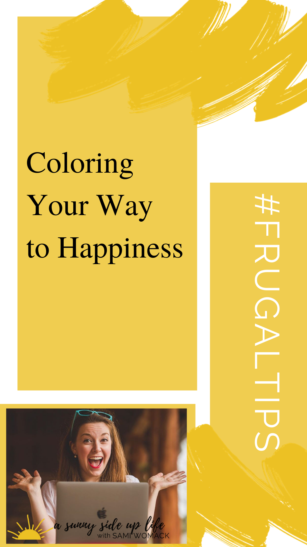 happiness | color | adult coloring | frugal fun | debt free | affirmations | quotes | positive thinking | positivity