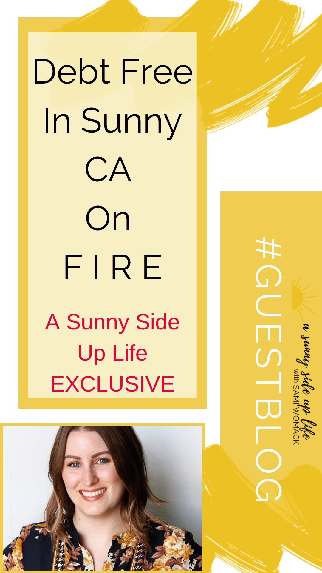 Debt Free in Sunny CA | Debt Free Community | FIRE | retire early | financial independent | how to | where to start | story | budgeting | dave ramsey | money advice