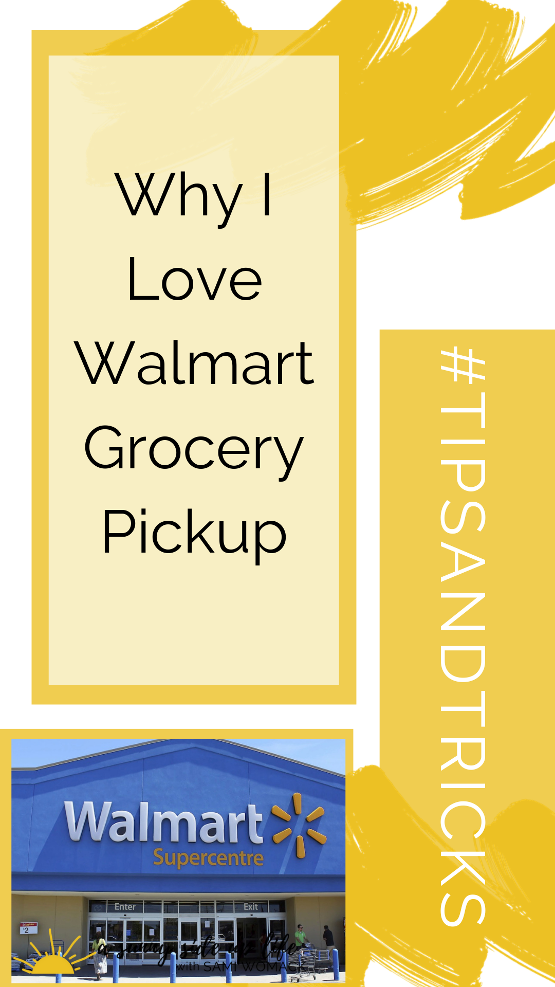 all about walmart grocery pickup | pros and cons | is pickup budget friendly | frugal grocery shopping | mom life hacks | budgeting | family on a budget | time savers for moms | why I love walmart grocery pickup | questions about grocery pick up | FAQ