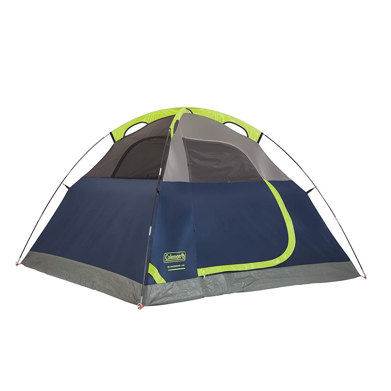 4-person tent via Amazon for $49