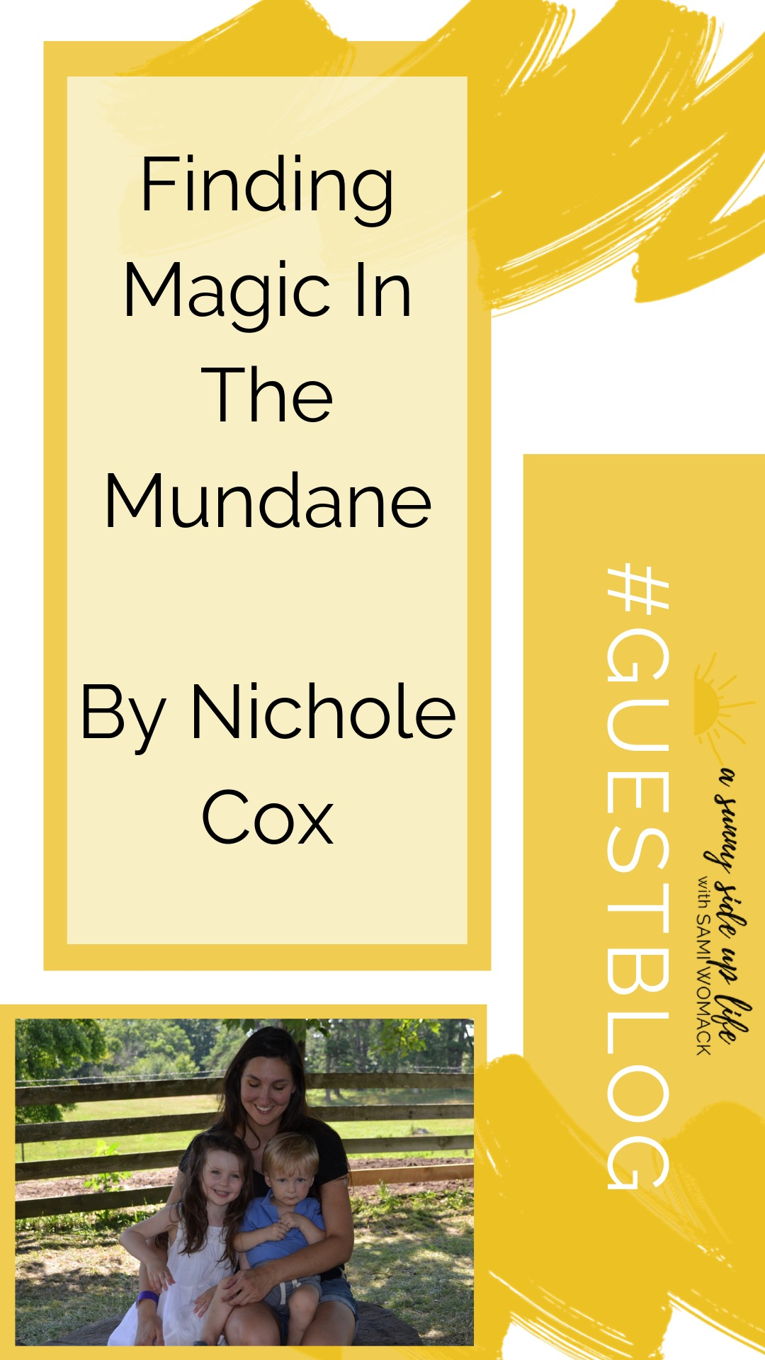finding magic in the mundane | mom life | motherhood | simple living tips | intentional living | unplugged childhood