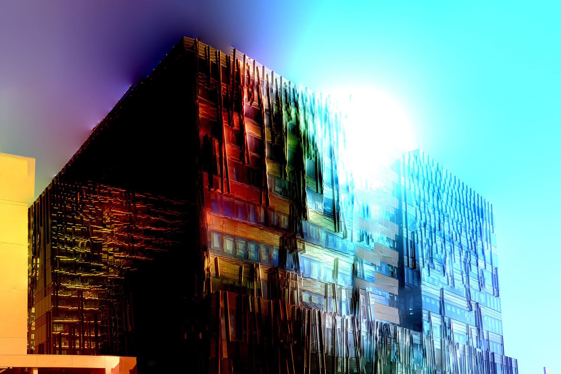 Spectral Wall - Urb06