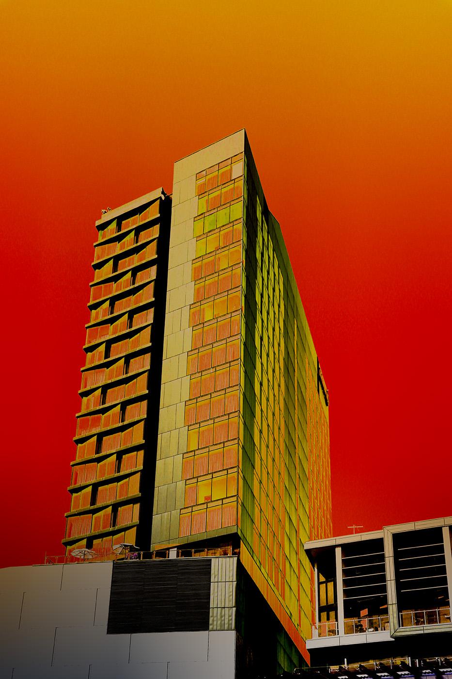 Hot Building