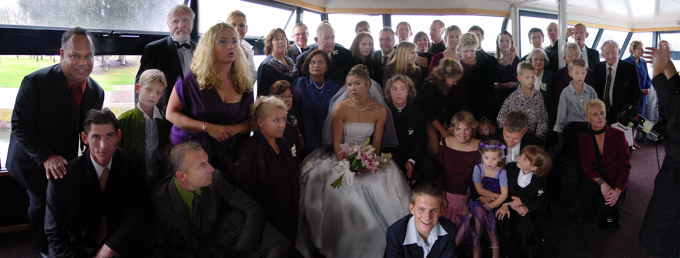 The Wedding Boat
