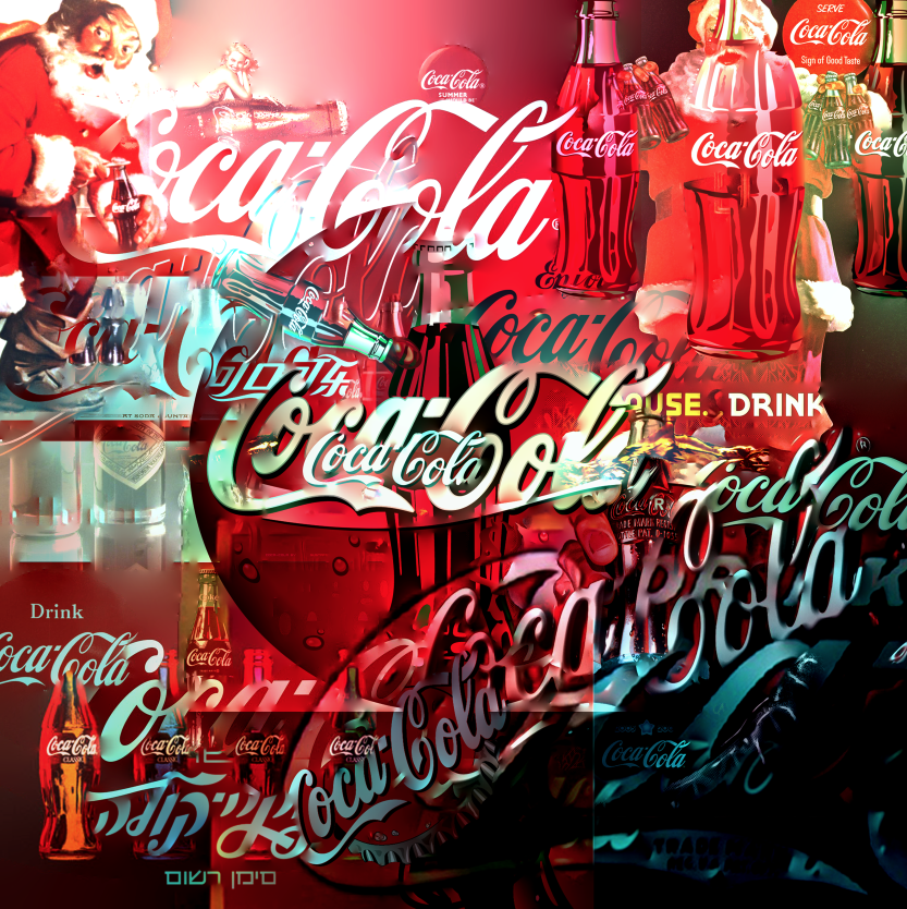 Brand Mash - Cola