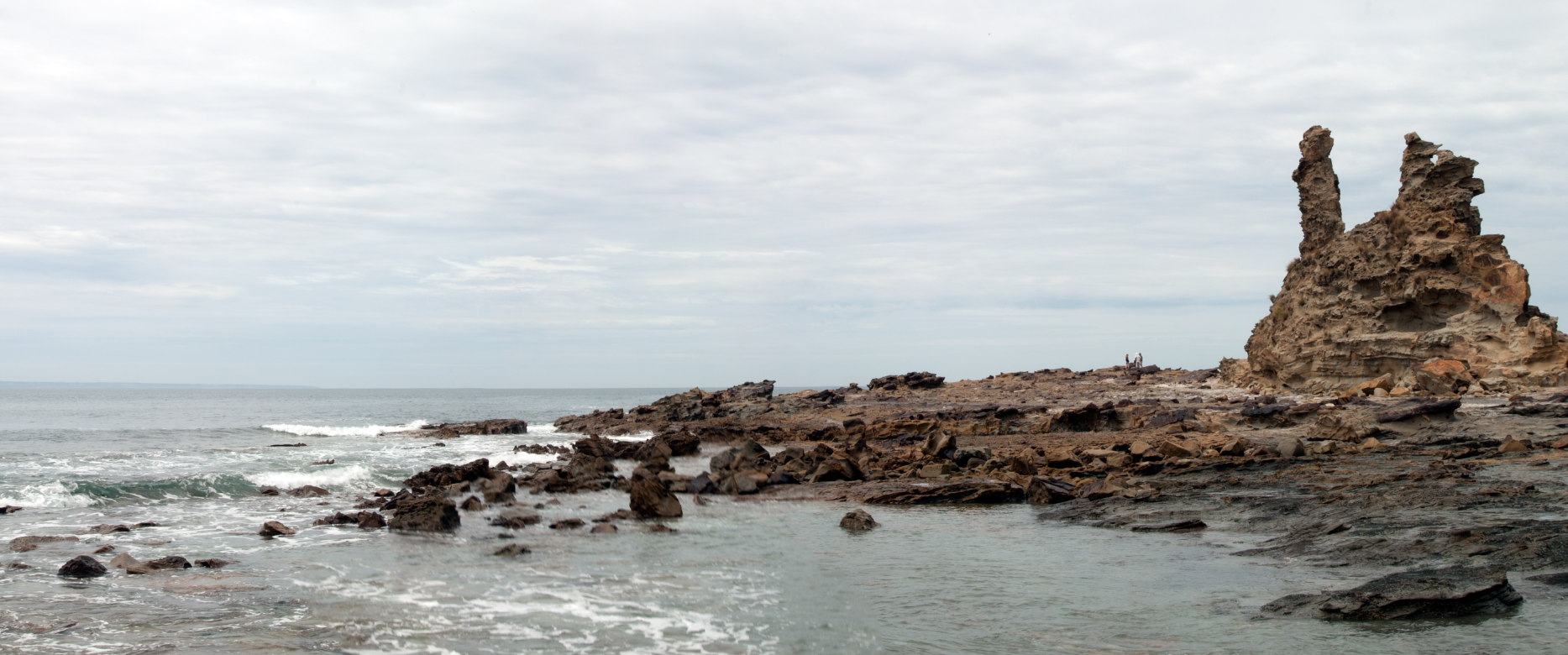 Eagle Nest Rock - 06 - Inverloch Vic.