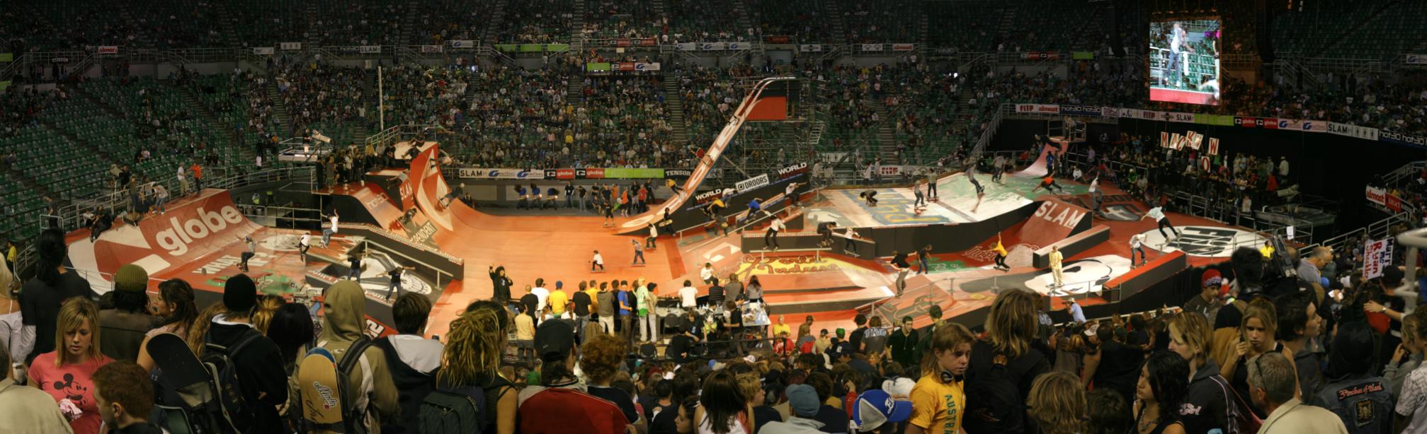 Globe 2005 - skating championships (summary)