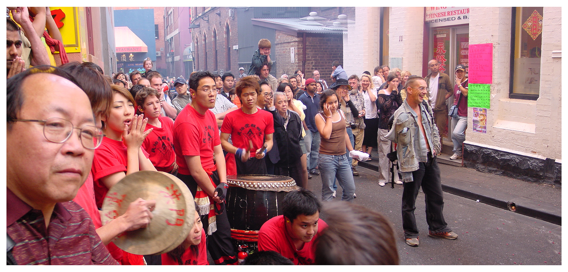 Chinese New Year - Melbourne