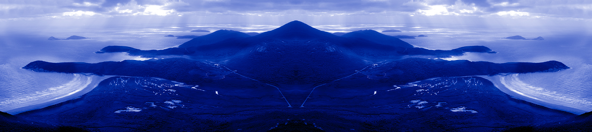 Tidal River mirror