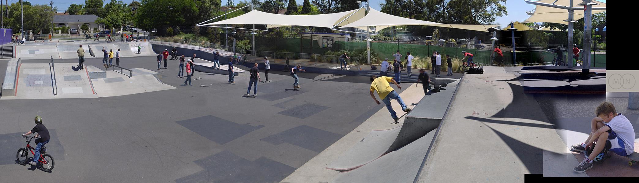 Skate Park Despondency