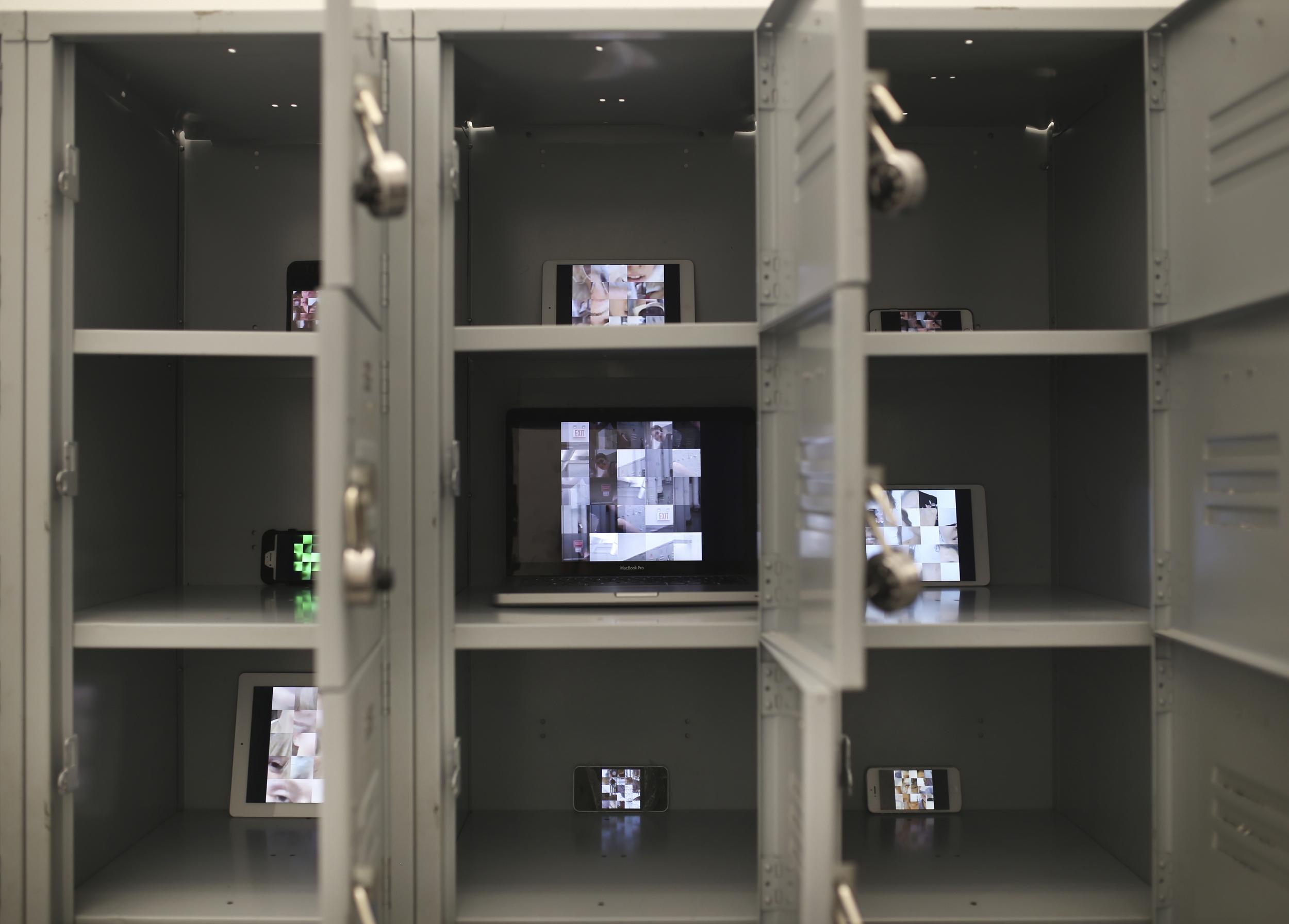 9 rooms installation(test)