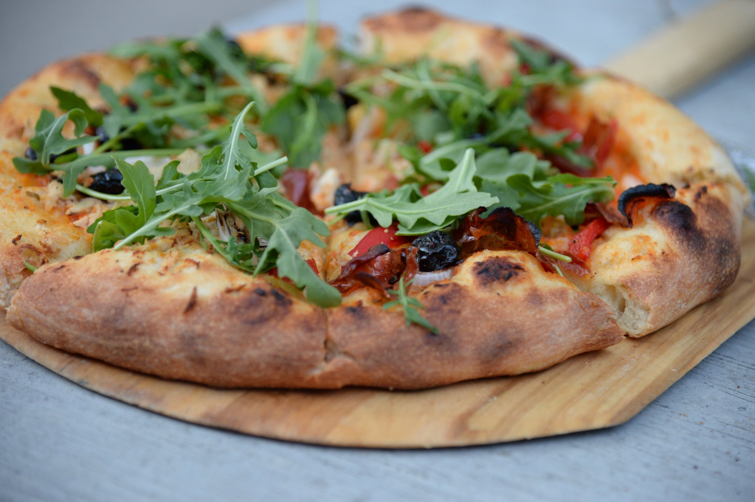 COMING SOON….. - We have built a pizza oven…. and we are tossing the pizza dough…
